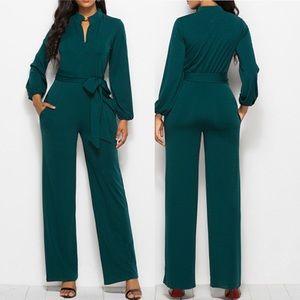 Women Emerald Green Jumpsuit On Poshmark